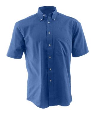 Camisa Edwards Oxford 1077 para Caballero Manga Corta 51c1e446ddb36